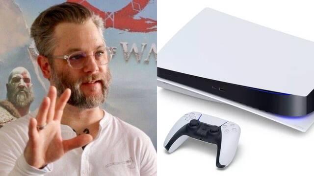 Cory Barlog habla sobre el salto generacional de PS4 a PS5.
