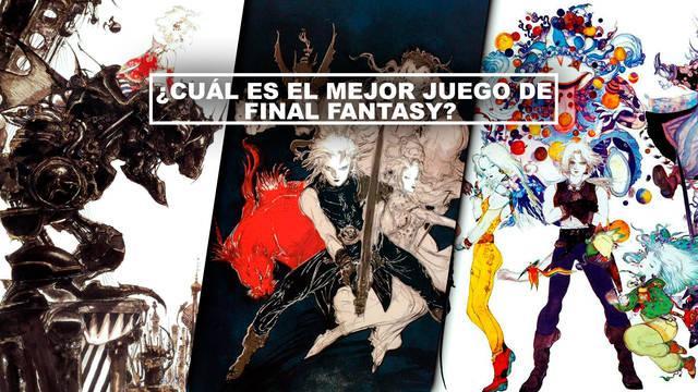 ¿Cuál es el mejor juego de Final Fantasy? - TOP 15