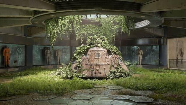 La escena del museo de The Last of Us 2 tardó dos años en desarrollarse.