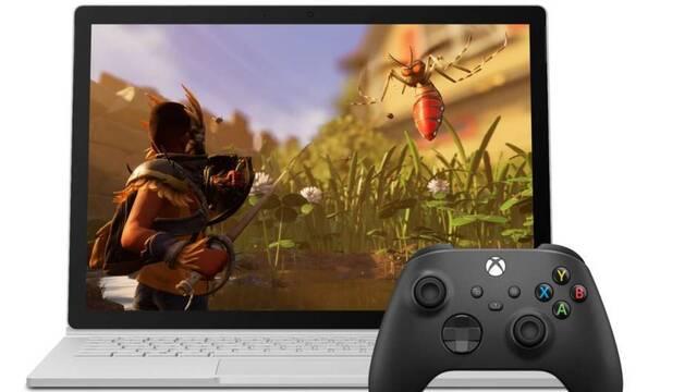 Xbox Cloud Gaming PC
