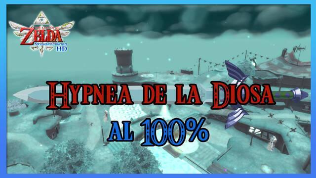 Hypnea de la Diosa al 100% en The Legend of Zelda: Skyward Sword HD