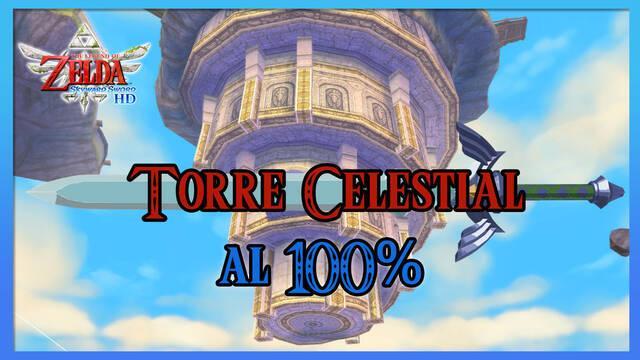 Torre Celestial al 100% en The Legend of Zelda: Skyward Sword HD