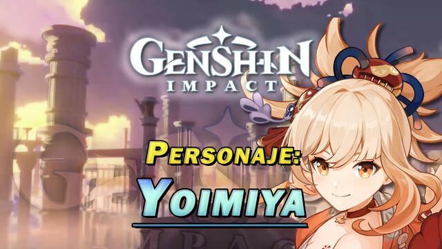 Yoimiya en Genshin Impact: Cómo conseguirla y habilidades