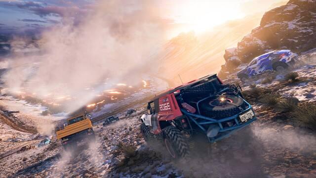 Forza Horizon 5 revela su mapa