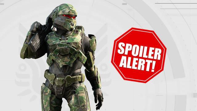 La demo de Halo Infinite tiene spoilers de la campaña.