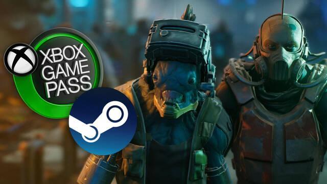 The Ascent no tiene DLSS ni ray-tracing en Xbox Game Pass para PC, pero sí en Steam.