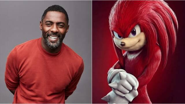 Idris Elba podría interpretar a Knuckles en Sonic La Película 2