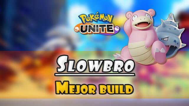 Slowbro en Pokémon Unite: Mejor build, objetos, ataques y consejos