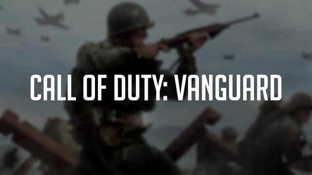 Call of Duty: Vanguard filtradas sus primeras imágenes