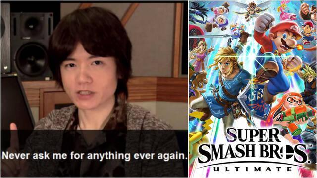 Creador Smash Bros. Meme