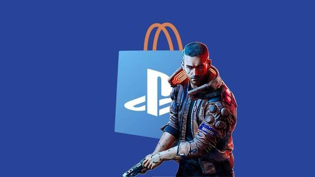 Cyberpunk 2077 se pierde del top ventas de PS Store