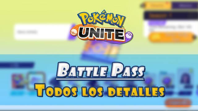 Battle Pass de Pokémon Unite: Cómo desbloquearlo, recompensas, precios y niveles