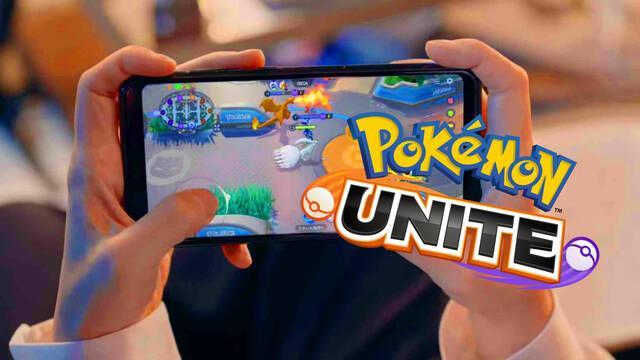 Pokémon Unite llega a iOS y Android el 22 de septiembre.
