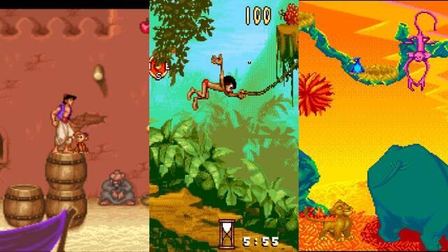 Disney Classic Games Collection aparece registrado en ESRB.