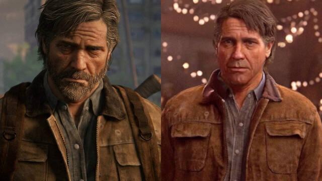 Así sería Joel, de The Last of Us 2, sin barba.