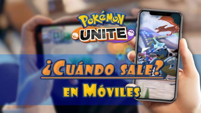 Pokémon Unite: ¿Cuándo sale en móviles Android e iOS? Fecha de lanzamiento