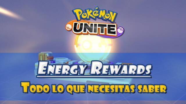 Energy Rewards en Pokémon Unite: Cómo usar, ganar energía Aeos y recompensas