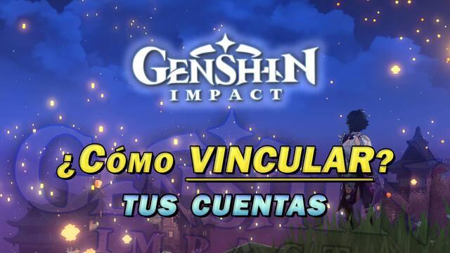 Genshin Impact: ¿Cómo vincular tus cuentas PS5 y PS4 con PC, Android e iOS?