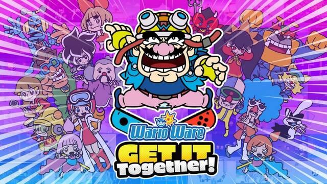 Wario Ware Get it Together! demo descargar switch