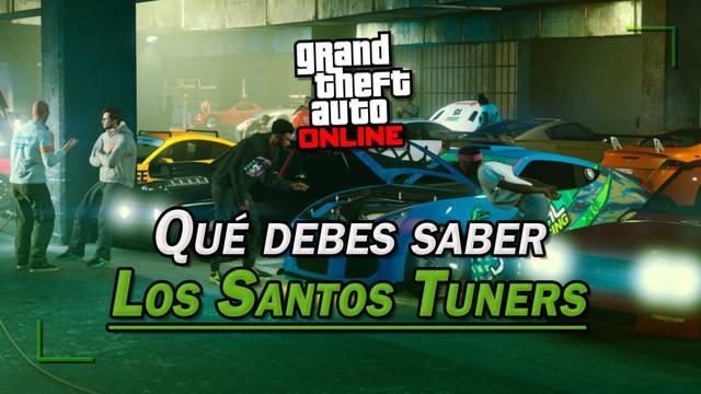 Los Santos Tuners en GTA Online: Car Meet LS, reputación, talleres y coches