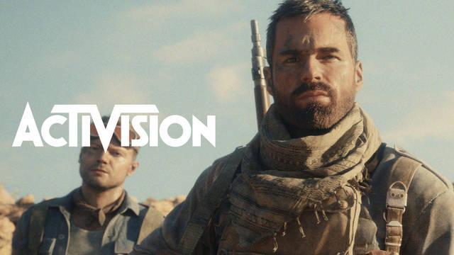 Todos los estudios de Activision trabajan en Call of Duty.