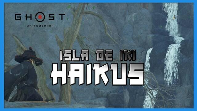 TODOS los haikus en Ghost of Tsushima: Isla de Iki