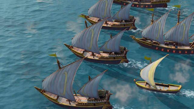 Dos nuevos tráilers de Age of Empire 4.