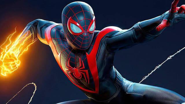 Spider-Man: Miles Morales se ha jugado 96 millones de horas, según Insomniac Games