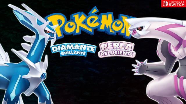 Pokémon Diamante Brillante / Perla Reluciente
