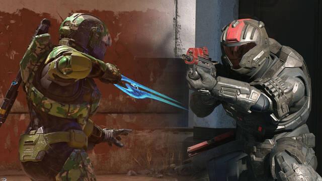 Halo Infinite podría tener un modo battle royale.