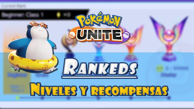Clasificatorias de Pokémon Unite: Cómo funcionan, rangos y recompensas