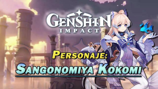 Sangonomiya Kokomi en Genshin Impact: Cómo conseguirla y habilidades