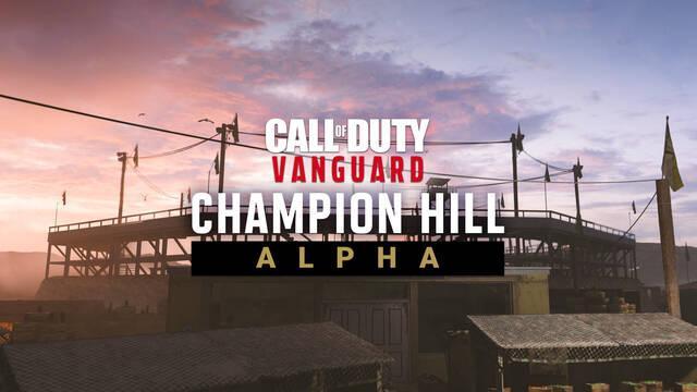 Call of Duty: Vanguard - Alpha exclusiva en PS4 y PS5