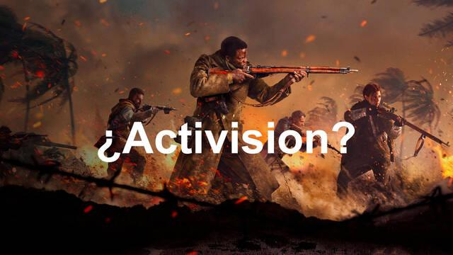 Call of Duty: Vanguard sin mención a Activision en su alfa