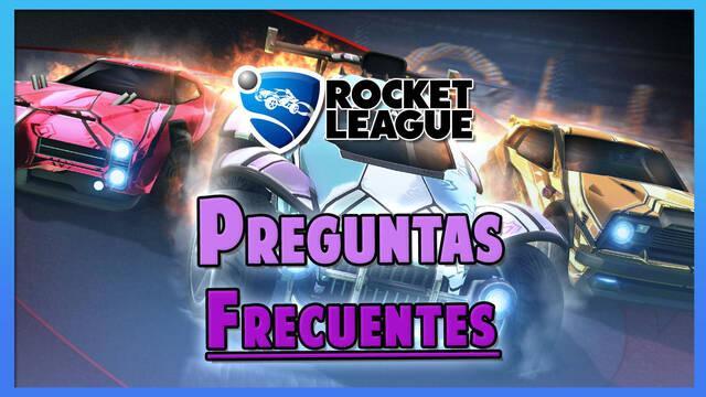 Preguntas frecuentes en Rocket League