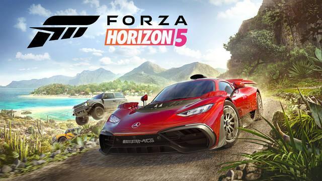 Forza Horizon 5 gameplay Gamescom 2021