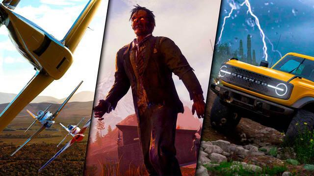 Resumen de evento Xbox en Gamescom 2021.