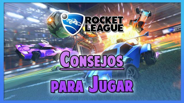 Rocket League: Los MEJORES consejos y trucos para aprender a jugar y mejorar