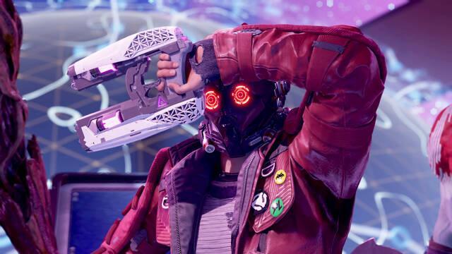 Marvel's Guardians of the Galaxy cinemática