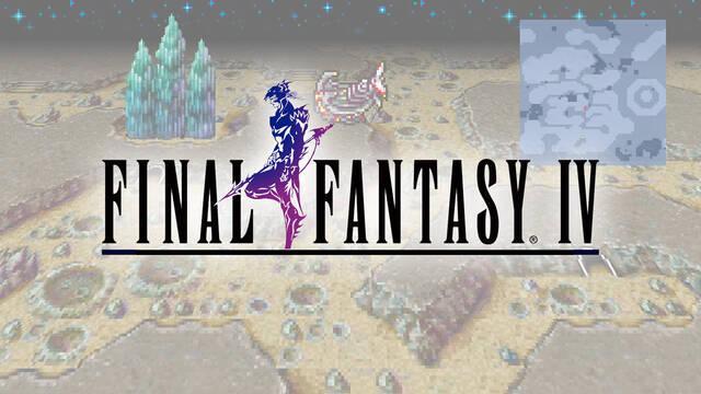 Final Fantasy IV Pixel Remaster en PC y móviles