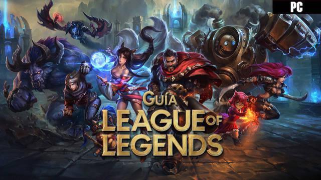 Guía League of Legends: trucos, consejos y secretos