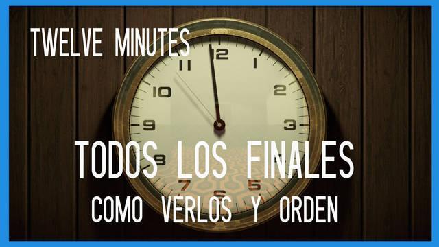12 Minutes: TODOS los finales y cómo verlos en orden
