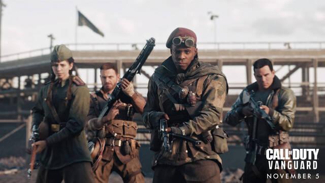 Alfa de Call of Duty: Vanguard ya disponible gratis en PS4 y PS5.