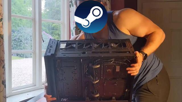 PC de Steam julio 2021