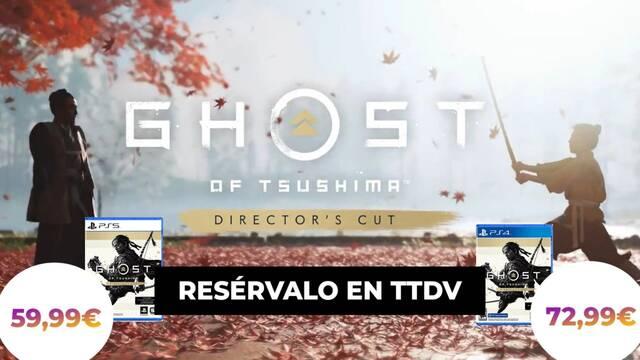 TTDV y Ghost of Tsushima Director's Cut