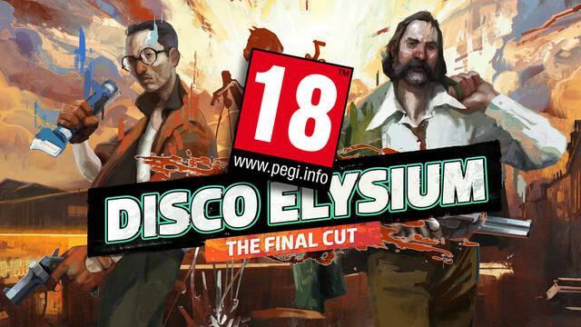 PEGI registra Disco Elysium: The Final Cut para Xbox y Switch.