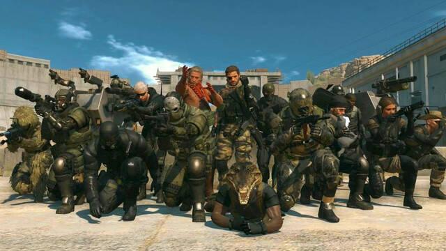 Los servidores de Metal Gear Solid V: The Phantom Pain cerrarán el 31 de mayo en PS3 y Xbox 360.