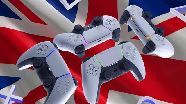 Se vendieron casi tantas PS5 como el resto de consolas juntas en julio en Reino Unido.