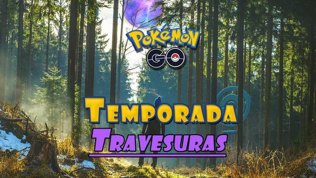 Pokémon GO presenta la Temporada de Travesuras: todos los detalles