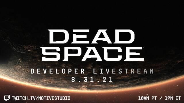 Dead Space Remake stream directo gameplay